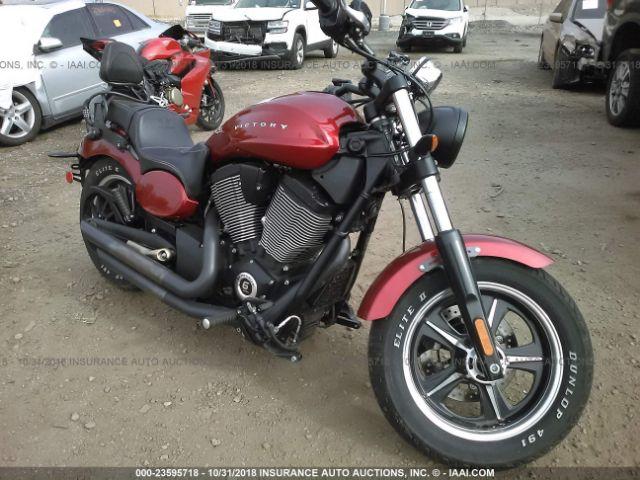 VICTORY MOTORCYCLES JUDGE