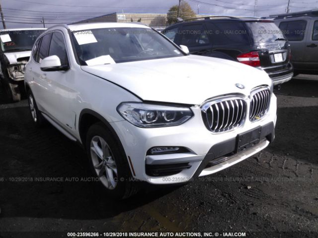 click here to view 2018 BMW X3 at IBIDSAFELY