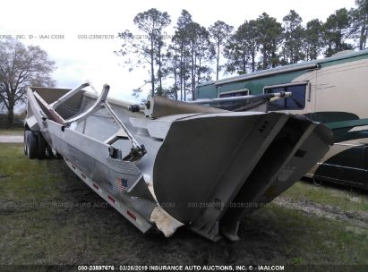Salvage 2013 TRAVIS BODY & TRAILER OTHER for sale