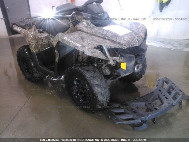 click here to view 2015 Can-am Outlander at IBIDSAFELY