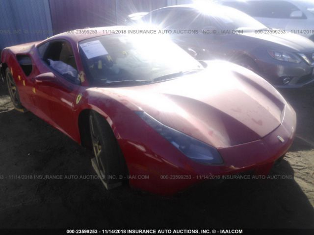 click here to view 2017 FERRARI 488GTB at IBIDSAFELY