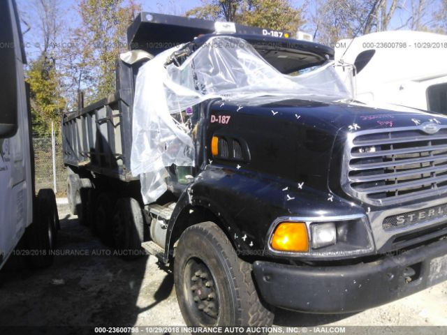 click here to view 2002 STERLING TRUCK L9500 at IBIDSAFELY