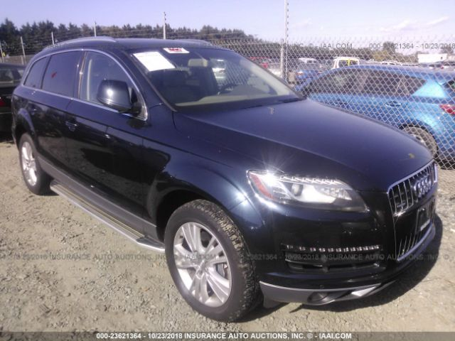 click here to view 2011 AUDI Q7 at IBIDSAFELY