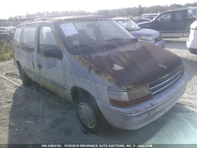 click here to view 1993 PLYMOUTH VOYAGER at IBIDSAFELY