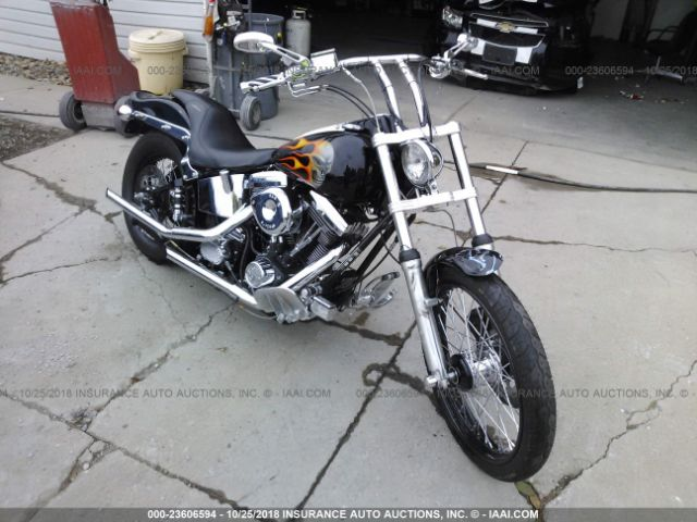 click here to view 1998 HARLEY DAVIDSON SOFTAIL STANDARD at IBIDSAFELY