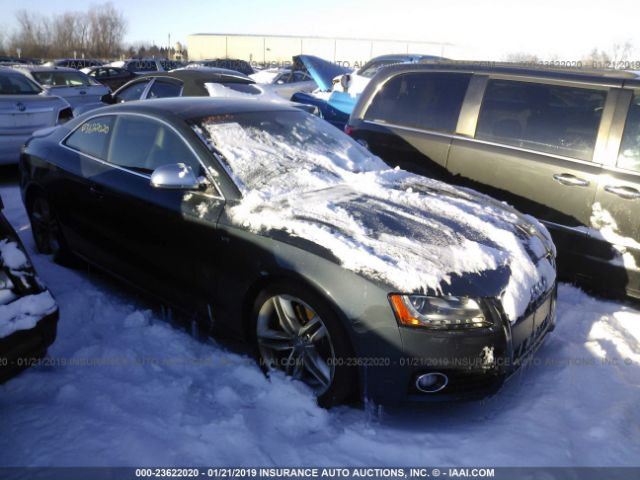 2009 AUDI S5 - Small image. Stock# 23622020