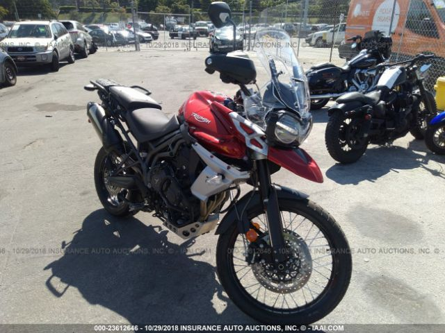 click here to view 2018 TRIUMPH MOTORCYCLE TIGER at IBIDSAFELY
