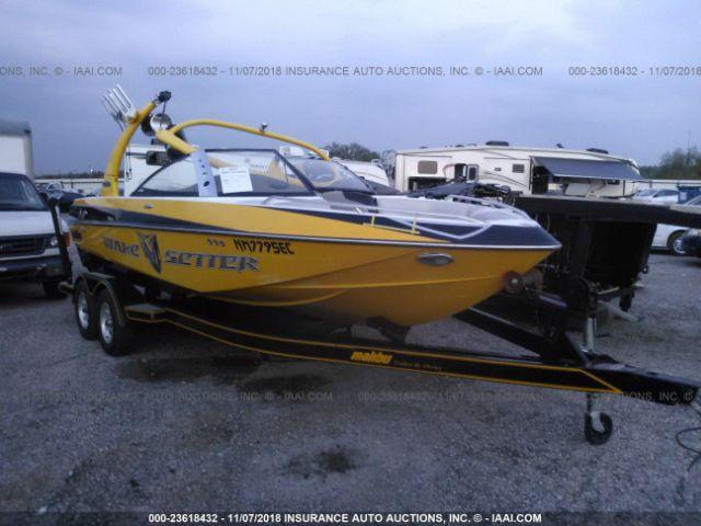 2008 MALIBU MALIBU  WAKESETTER - Small image. Stock# 23618432