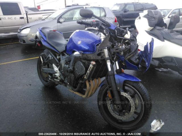 click here to view 2007 Yamaha FZ6 at IBIDSAFELY
