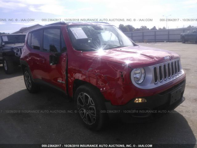 click here to view 2016 JEEP RENEGADE at IBIDSAFELY