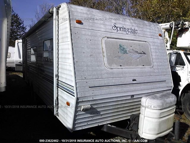 click here to view 2001 KEYSTONE SPRINGDALE TRAVEL TRAILER at IBIDSAFELY