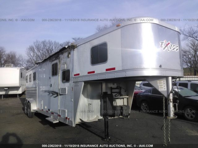 click here to view 2014 EXXISS ALUMINUM TRAILERS LIVESTOCK at IBIDSAFELY