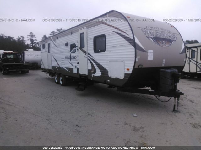 click here to view 2015 FOREST RIVER WILDWOOD at IBIDSAFELY
