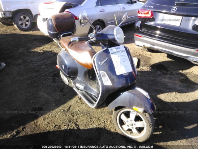 click here to view 2012 VESPA GTS at IBIDSAFELY