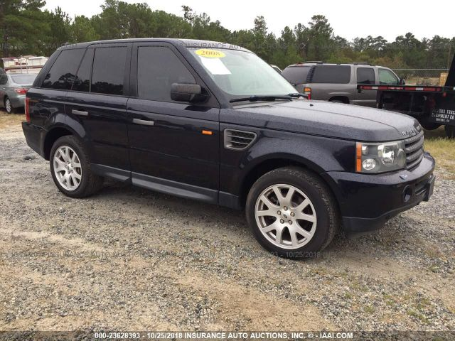 click here to view 2008 LAND ROVER RANGE ROVER SPORT at IBIDSAFELY