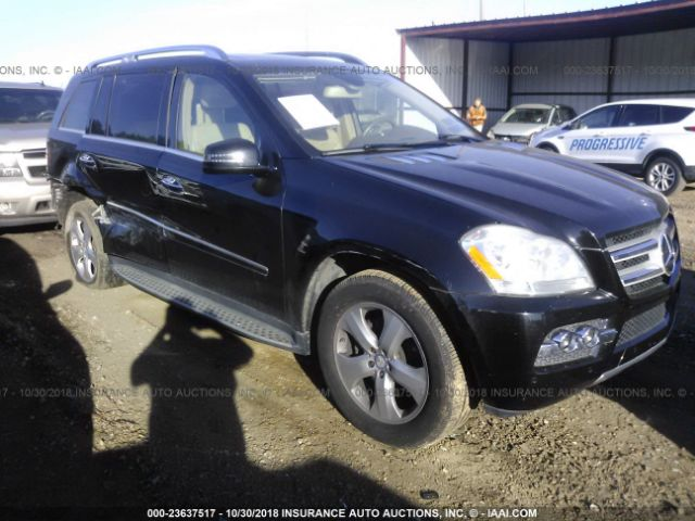 2011 MERCEDES-BENZ GL - Small image. Stock# 23637517