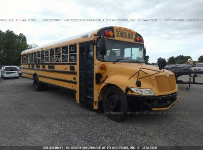 Salvage 2009 IC CORPORATION 3000 for sale