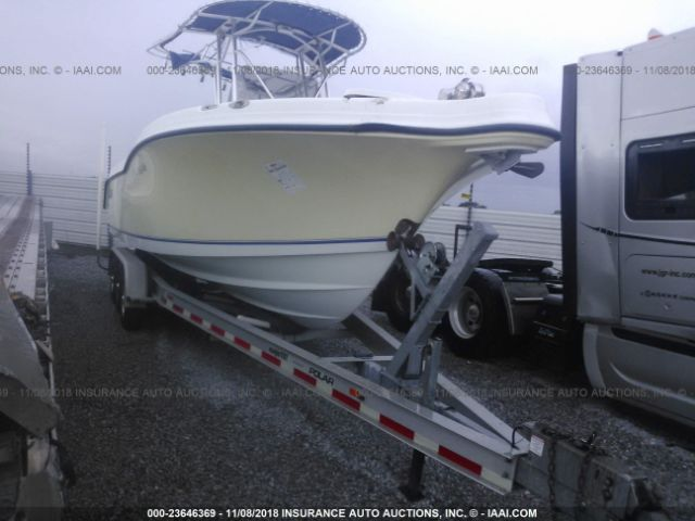 click here to view 2005 POLARCRAFT 2700CC at IBIDSAFELY