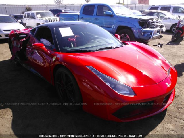click here to view 2016 FERRARI 488 GTB at IBIDSAFELY