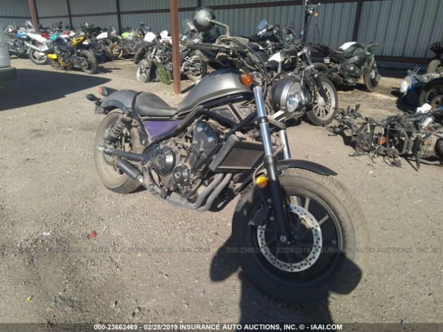 click here to view 2018 HONDA REBEL CMX500 at IBIDSAFELY