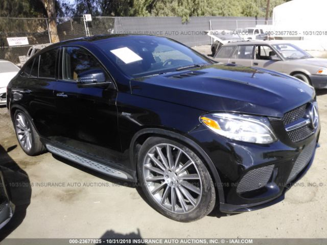 click here to view 2018 MERCEDES-BENZ GLE COUPE at IBIDSAFELY
