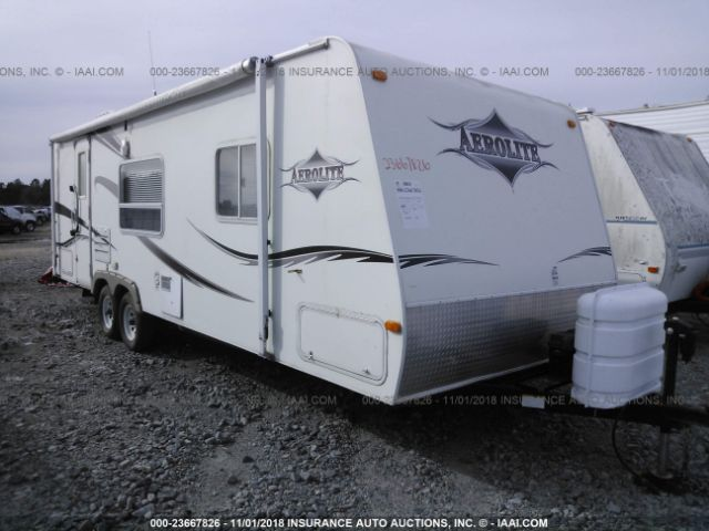 click here to view 2007 AEROLITE 26RGSL at IBIDSAFELY