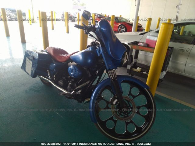 MIAMI CHOPPERS BAGGER