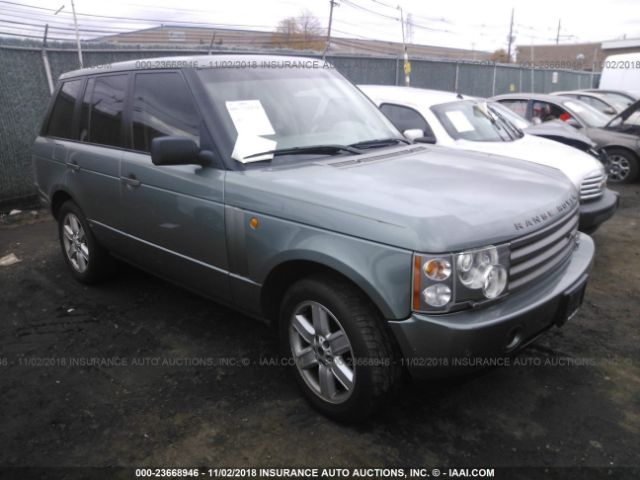click here to view 2004 LAND ROVER RANGE ROVER at IBIDSAFELY