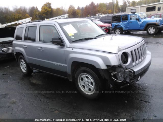 click here to view 2017 Jeep Patriot at IBIDSAFELY