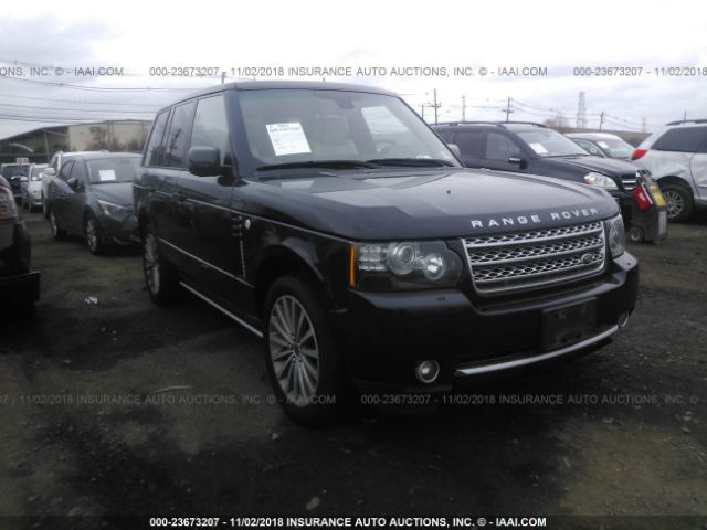 click here to view 2012 LAND ROVER RANGE ROVER at IBIDSAFELY