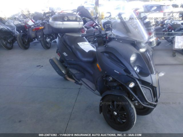 click here to view 2009 Piaggio MP3 at IBIDSAFELY