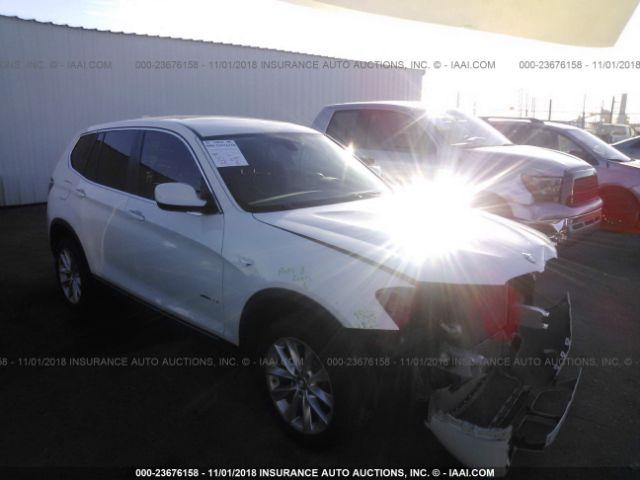 2014 BMW X3 - Small image. Stock# 23676158