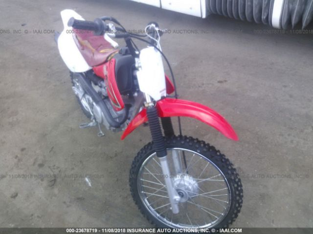 HONDA CRF100