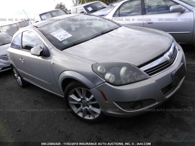 Salvage Title 2008 Saturn Astra 1 8L For Sale in Vancouver