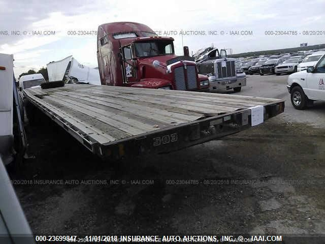 click here to view 1999 FONTAINE TRAILER CO FLATBED at IBIDSAFELY