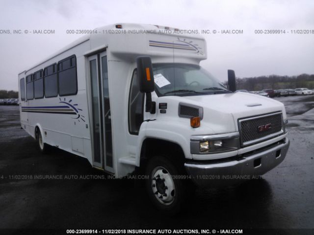 click here to view 2009 GENERAL MOTORS C5500 at IBIDSAFELY
