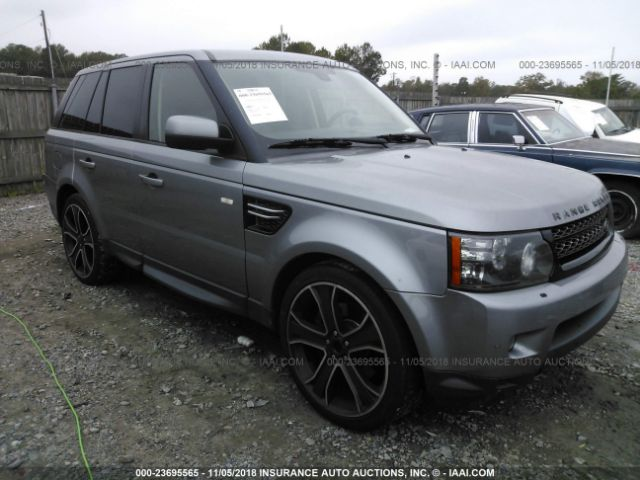 click here to view 2013 LAND ROVER RANGE ROVER SPORT at IBIDSAFELY