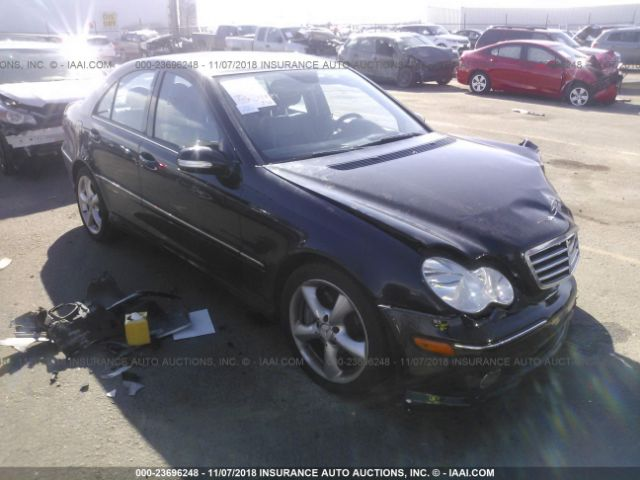 2006 MERCEDES-BENZ C GENERATION 2006 - Small image. Stock# 23696248