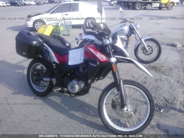 click here to view 2013 HUSQVARNA TR650 at IBIDSAFELY