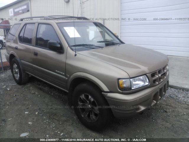 click here to view 2000 ISUZU RODEO at IBIDSAFELY
