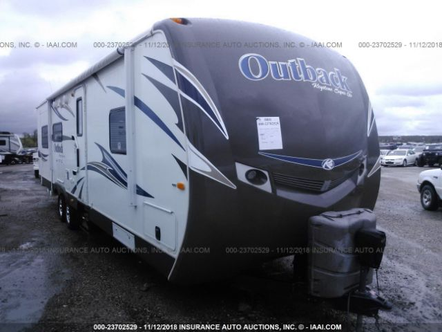 click here to view 2013 KEYSTONE OUTBA298RE at IBIDSAFELY