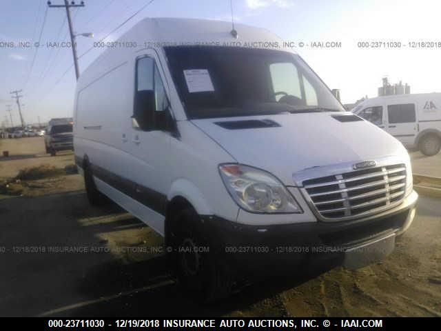 click here to view 2012 Freightliner Sprinter at IBIDSAFELY