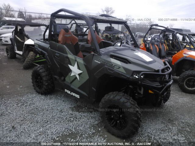 click here to view 2018 POLARIS GENERAL at IBIDSAFELY