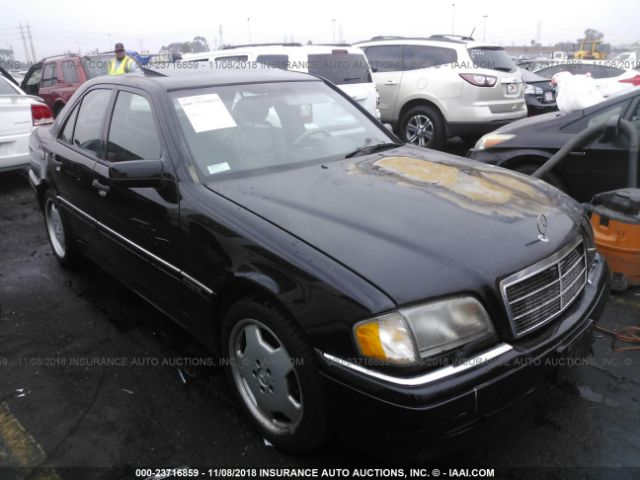 1997 MERCEDES-BENZ C - Small image. Stock# 23716859