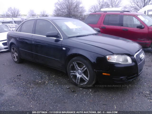 click here to view 2007 AUDI A4 at IBIDSAFELY
