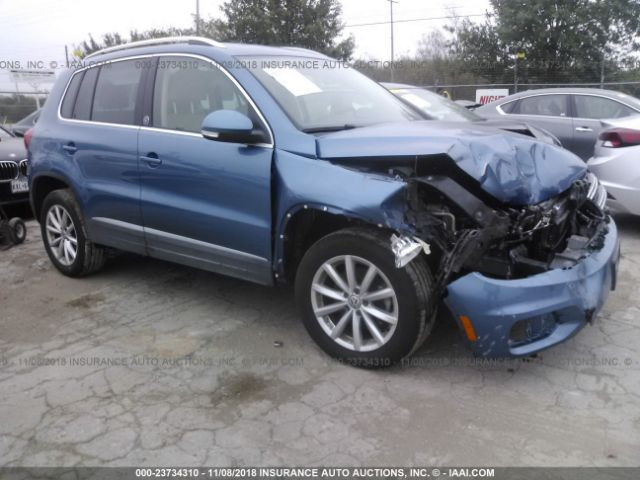 click here to view 2017 VOLKSWAGEN TIGUAN at IBIDSAFELY