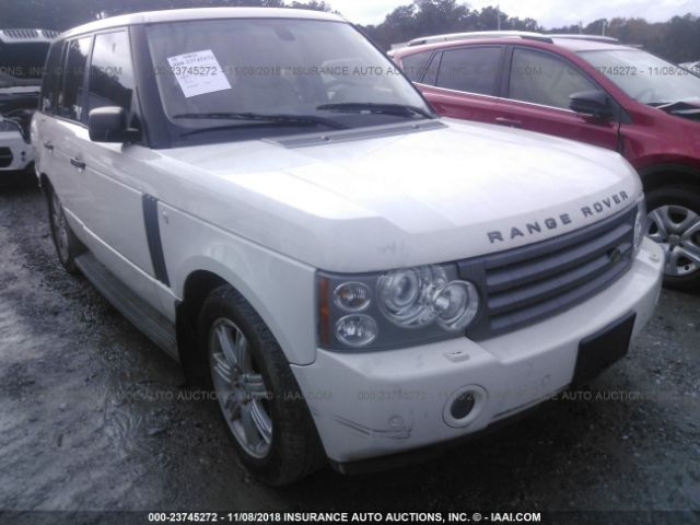 click here to view 2008 LAND ROVER RANGE ROVER at IBIDSAFELY