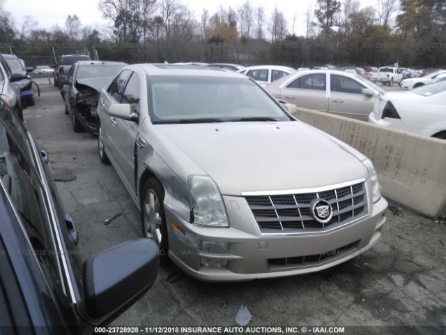 2009 CADILLAC STS - Small image. Stock# 23728928