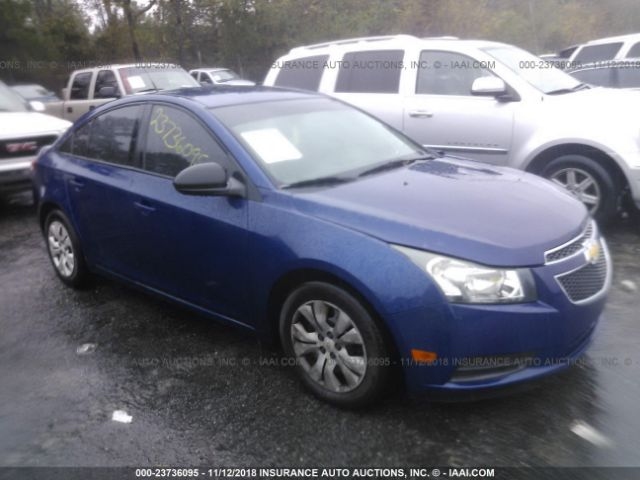 click here to view 2013 CHEVROLET CRUZE at IBIDSAFELY