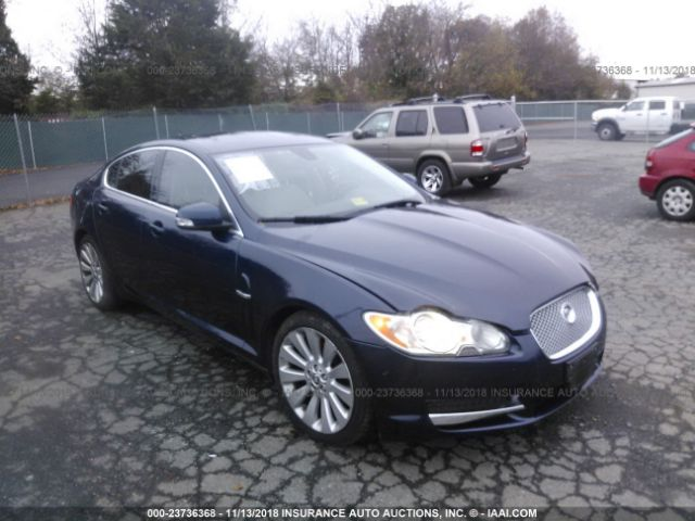 click here to view 2009 JAGUAR XF at IBIDSAFELY